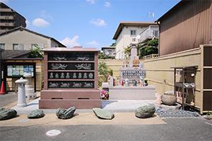 泰聖寺動物供養塔